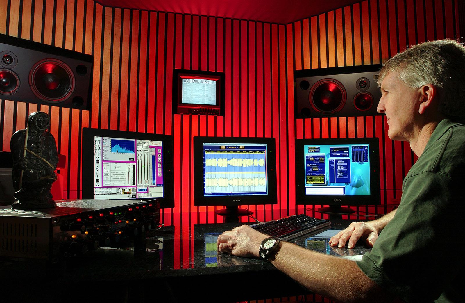 Sound engineer at Music Lane Sound Engineering , Markham, Ontario