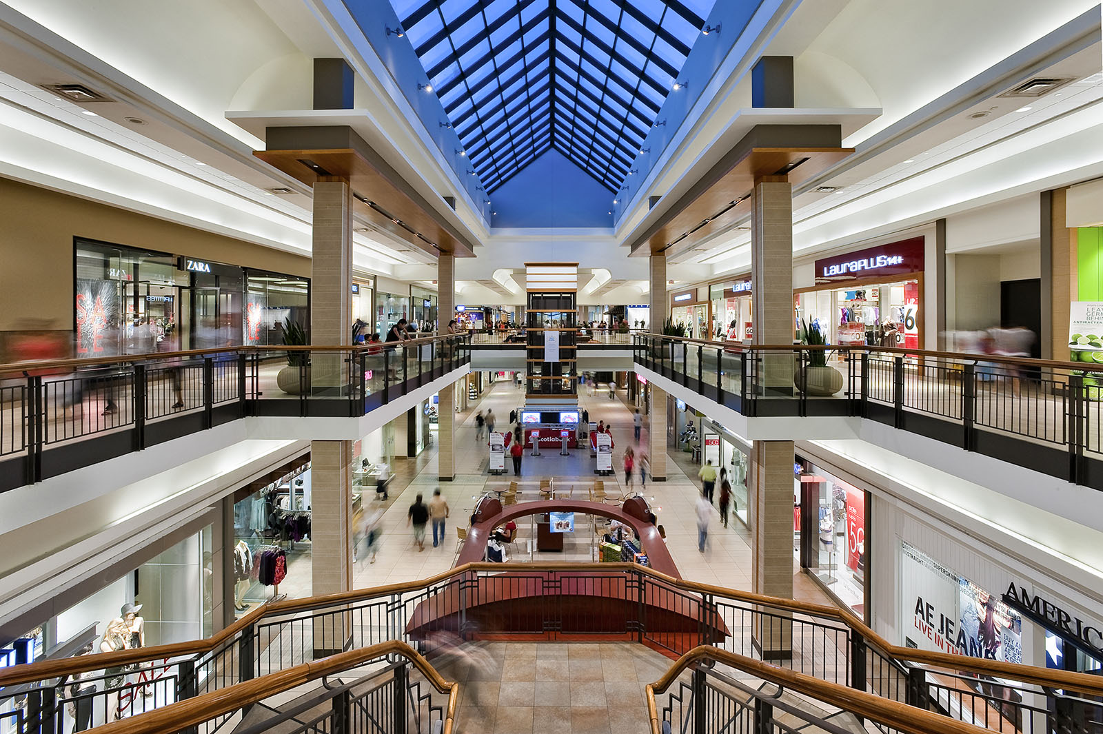 Fairview Shopping Mall, Toronto, Ontario