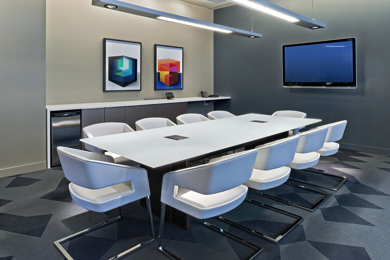 CI Financial Offices , Toronto, Ontario, meeting room