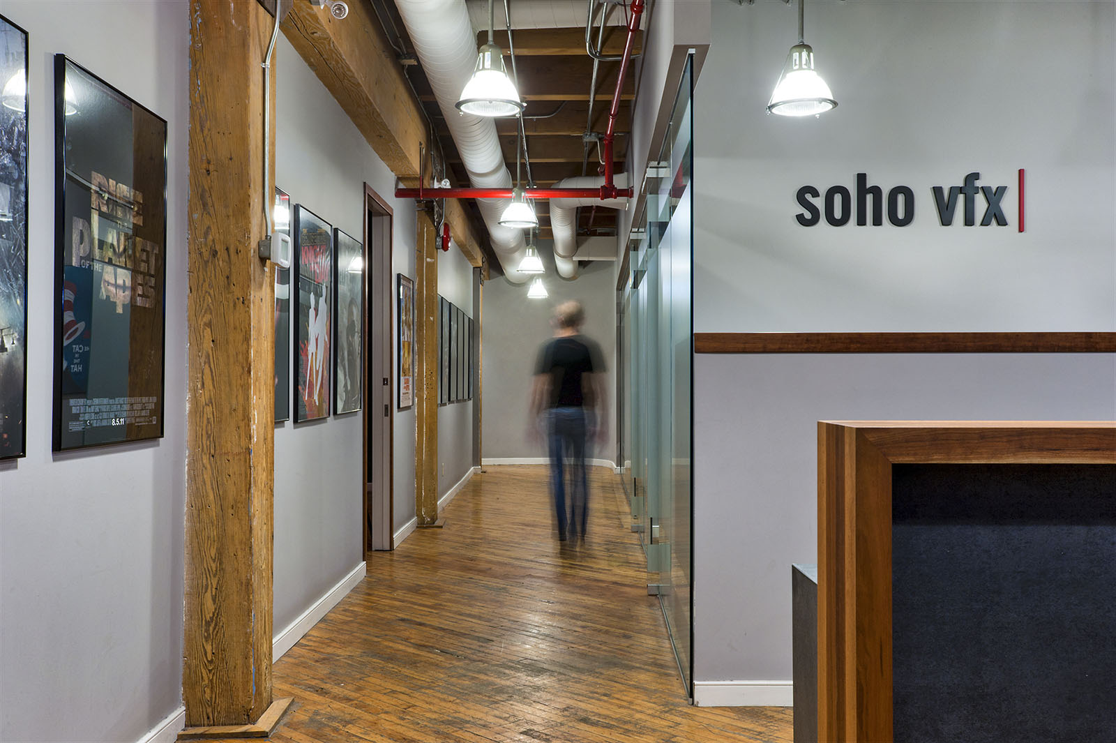 Soho VFX Visual effects studio, Toronto, Ontario