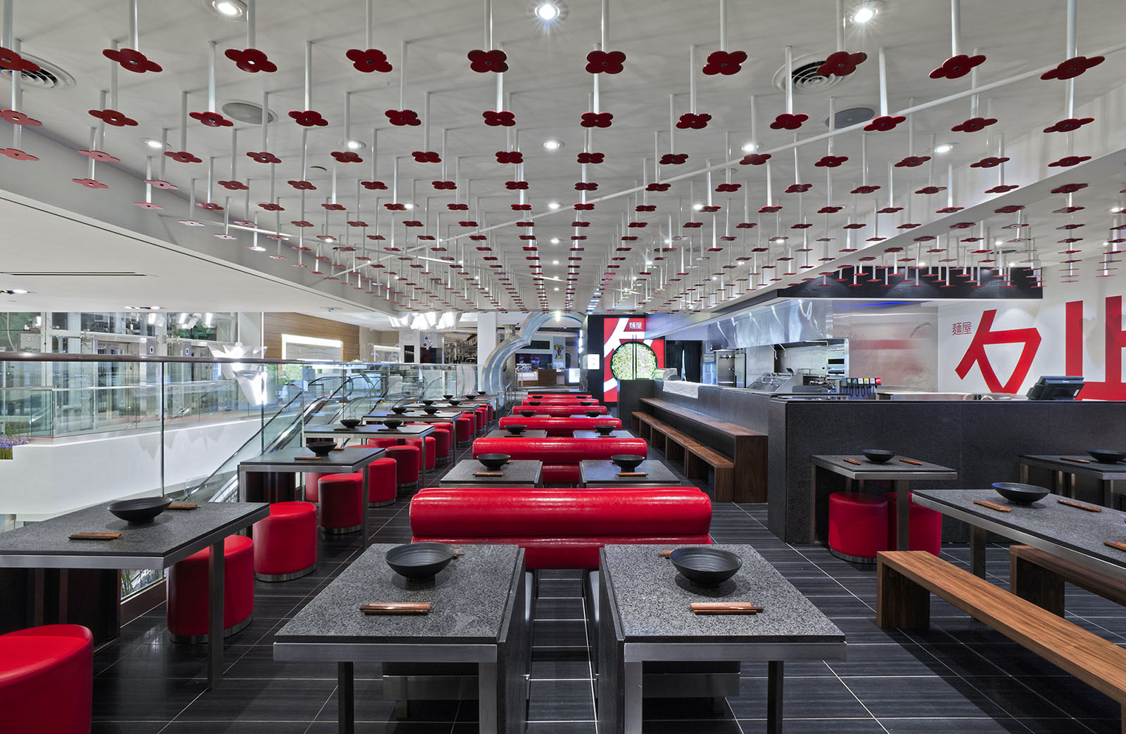Su&Shi Restaurant, Yorkdale Shopping Mall, Toronto