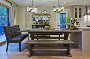 dining room - philip castleton interior architectural photography