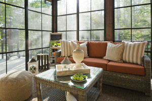 cottage sun room - philip castleton interior photography