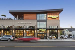 Seasons market retail location photoshoot