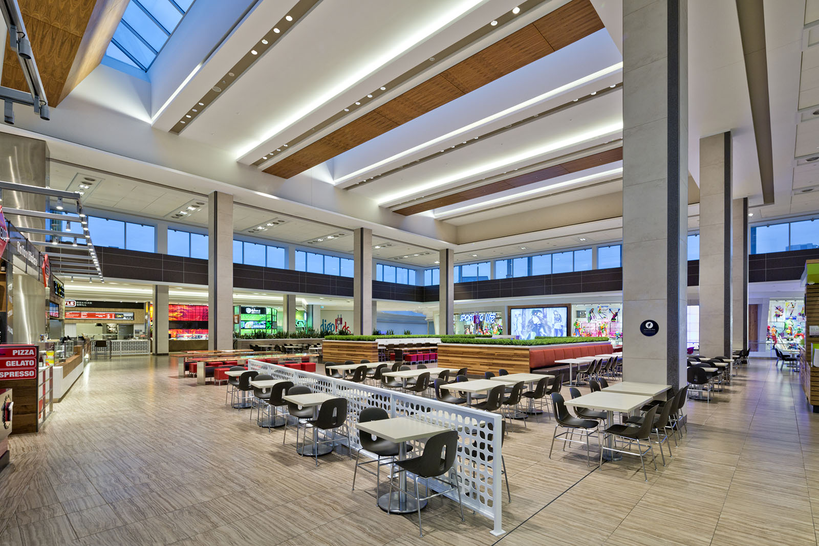 Sherway Mall Food Court, Toronto, Ontario