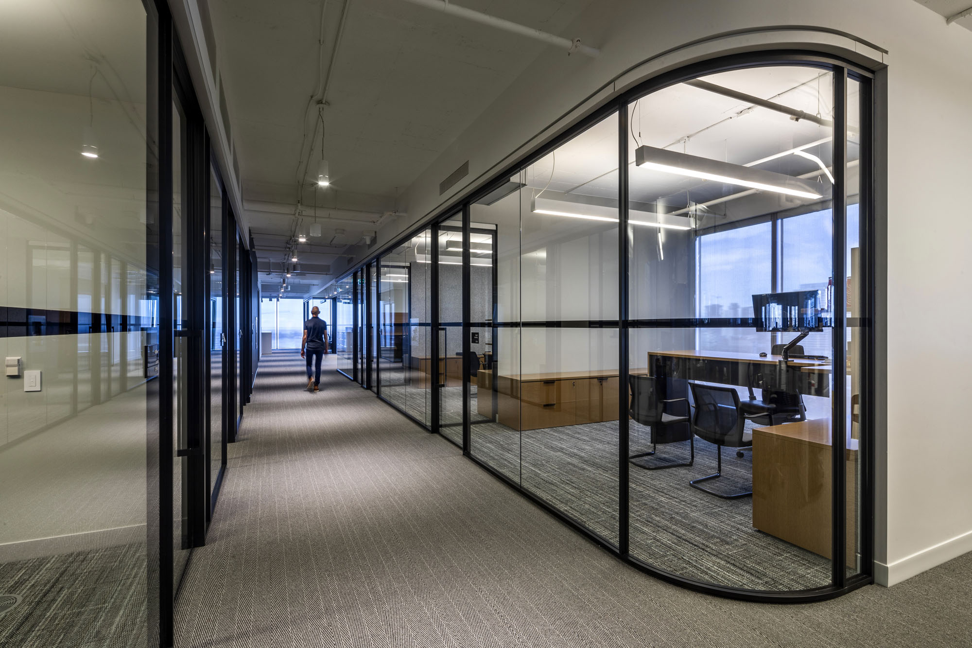 First Gulf office space